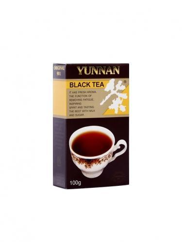 Herbata czarna 901 100g*YUNNAN*