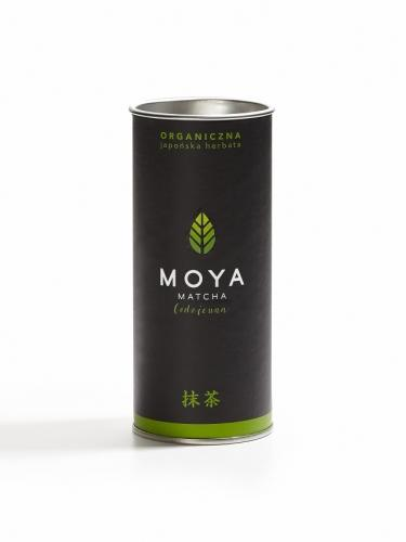 Herbata matcha **Codzienna** puszka 30g*MOYA*BIO