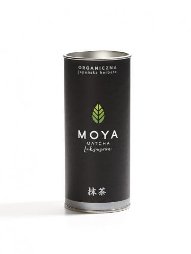 Herbata matcha **Luksusowa** puszka 30g*MOYA*BIO