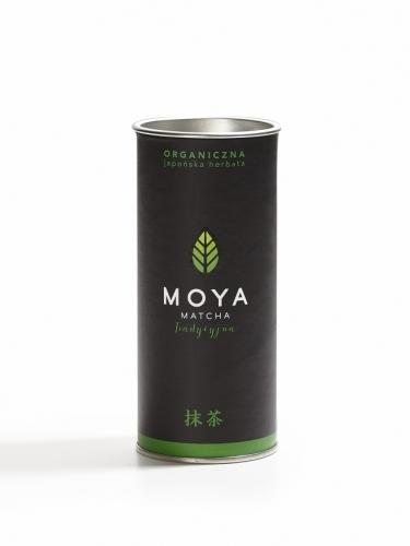 Herbata matcha **Tradycyjna** puszka 30g*MOYA*BIO