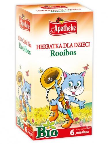 Herbata rooibos dla dzieci ekspres 20T*APOTHEKE*BIO