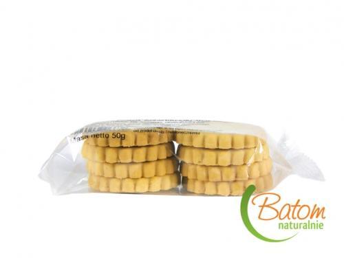 Herbatniki pszenne okrągłe 50g*ANIA*