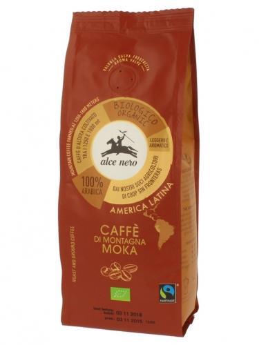 Kawa Arabica mielona 250g*ALCE NERO*BIO