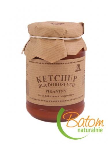 Ketchup **Dla dorosłych** pikantny 200g*VITAPOL*