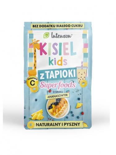 Kisiel **Kids** ananasowy z tapioki 30g*INTENSON SUPERFOODS*