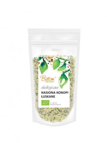 Konopie nasiona łuskane 150g*BATOM*BIO