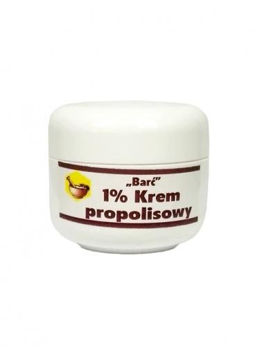 Krem 1% propolisowy 30ml*BARĆ*