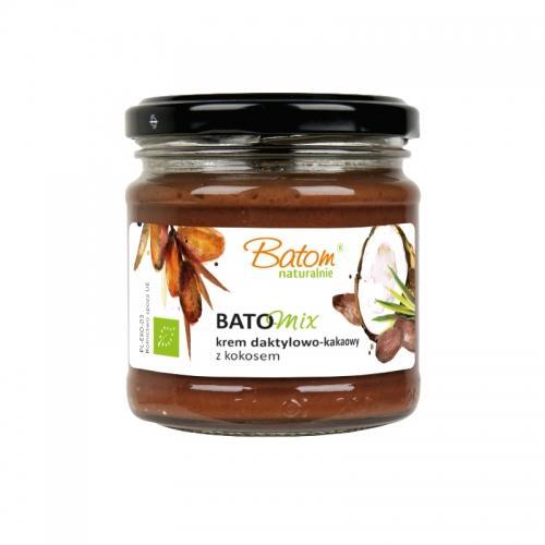 Krem **Batomix** daktylowy / kakao / kokos 200g*BATOM*BIO
