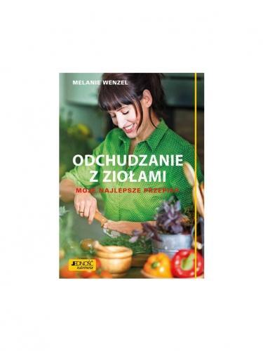 Książka **Odchudzanie z ziołami** Melanie Wenzel