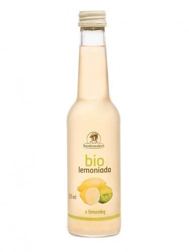 Lemoniada z limonką 275ml*Rembowscy*BIO