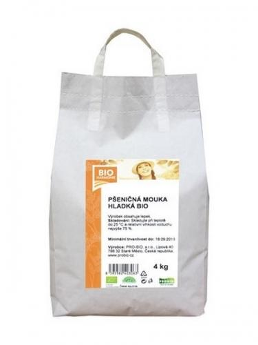 Mąka pszenna TYP 550 biała luksusowa 4kg*BIO HARMONIE*BIO