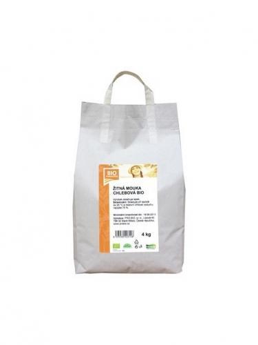 Mąka żytnia TYP 720 chlebowa 4kg*BIO HARMONIE*BIO