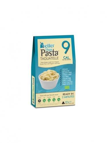 Makaron Better than pasta Konjac tagliatelle bezglutenowy 385g BETTER THAN FOODS BIO