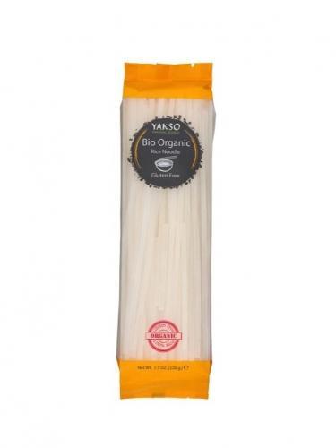 Makaron **Noodle** z ryżu białego 220g*YAKSO*BIO