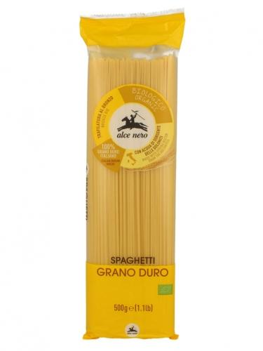 Makaron pszenny spaghetti 500g*ALCE NERO*BIO