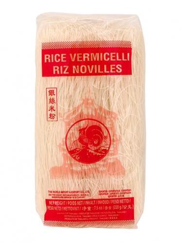 Makaron ryżowy nitka 220g*RICE VERMICELLI*