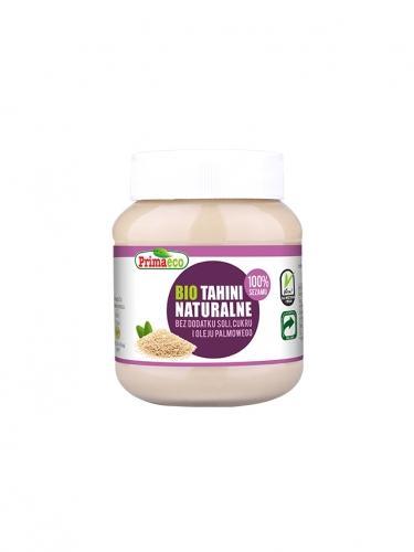 Masło **Tahina / Tahini** naturalne 350g*PRIMAVIKA*BIO