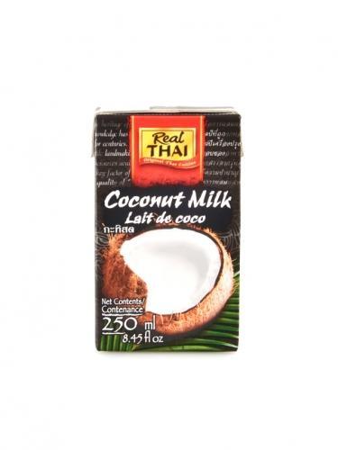 Mleczko kokosowe 250ml*REAL THAI*