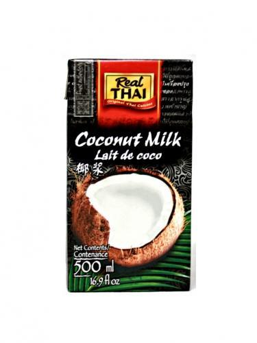 Mleczko kokosowe 500ml*REAL THAI*