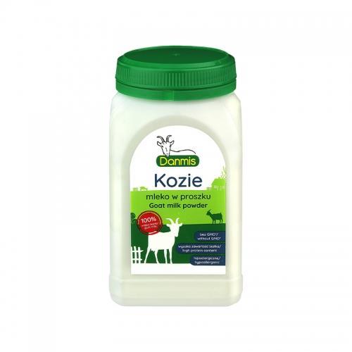 Mleko kozie  w proszku 200g*DANMIS* TERMIN: 30.12.2020