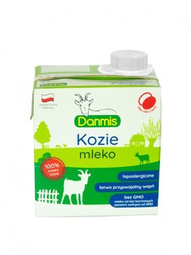 Mleko kozie UHT 500ml*DANMIS*