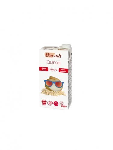Napój quinoa / komosa ryżowa bez cukru 1l*ECOMIL*BIO