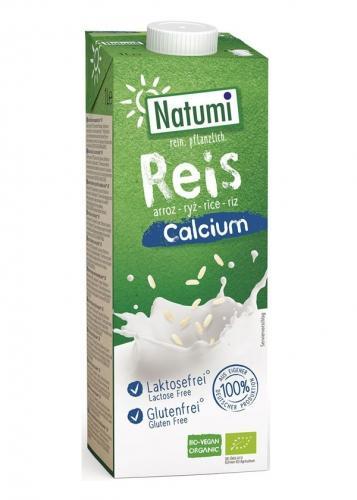 Napój ryżowy z wapniem 1l*NATUMI*BIO - zbiorczo po 12 szt.