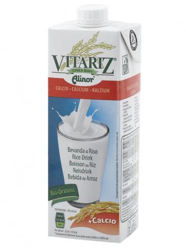Napój ryżowy z wapniem i magnezem 1l*VITARIZ / ALINOR*BIO
