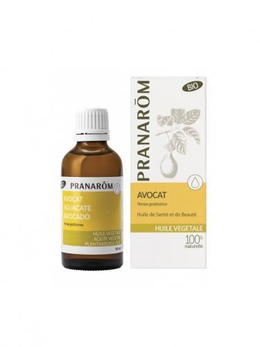 Olej z awokado / Persea gratissima 50ml*PRANARÔM*BIO