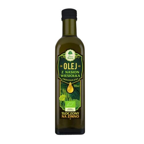 Olej z nasion wiesiołka 100ml*DARY NATURY*BIO