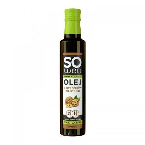 Olej z orzechów włoskich 250ml*SOWELL*