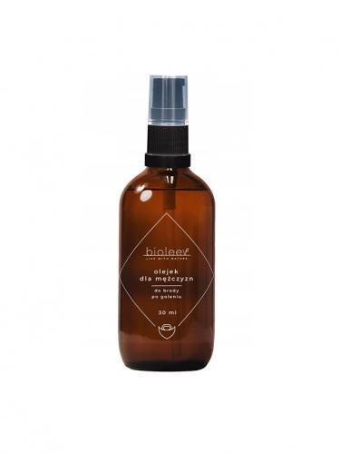 Olejek dla mężczyzn spray 30ml*BIOLEEV*  - zużyć do 30.09.2020