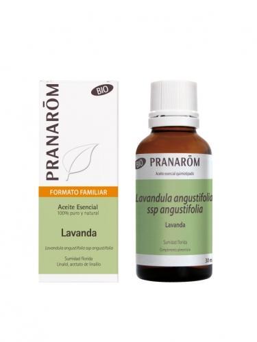 Olejek eteryczny lawendowy **Lawenda wąskolistna / Lavandula angustifolia ssp angustifolia** 30ml*PRANARÔM*BIO