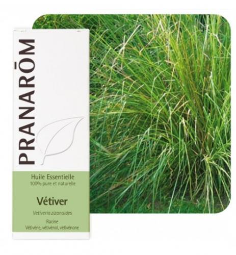Olejek eteryczny wetiwerowy **Vetiver / Wetiweria / Vetiveria zizanoides** 5ml*PRANARÔM*