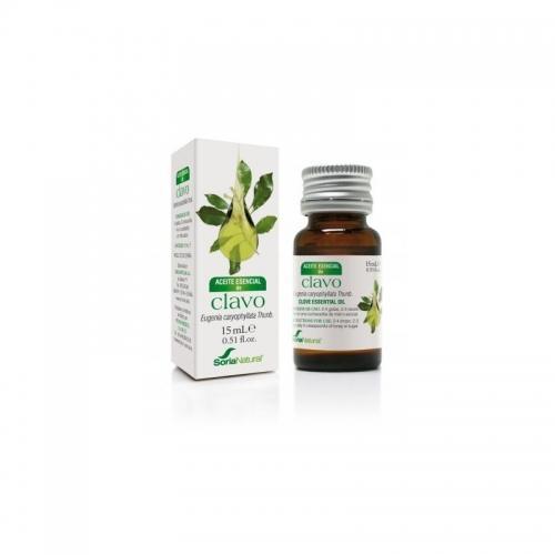 Olejek goździkowy 15ml*SORIA NATURAL*
