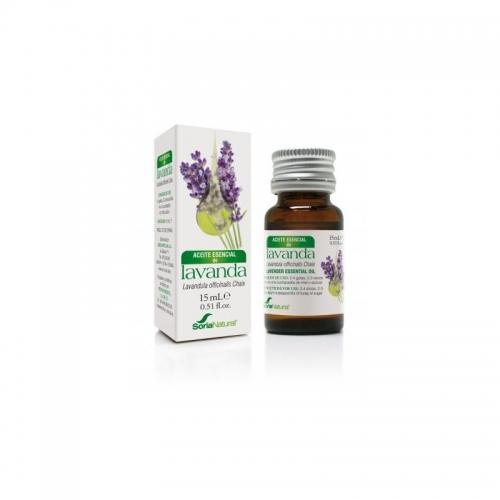 Olejek lawendowy 15ml*SORIA NATURAL*