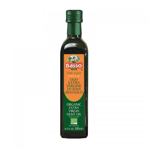 Oliwa z oliwek ekstra virgin 500ml*BASSO*BIO