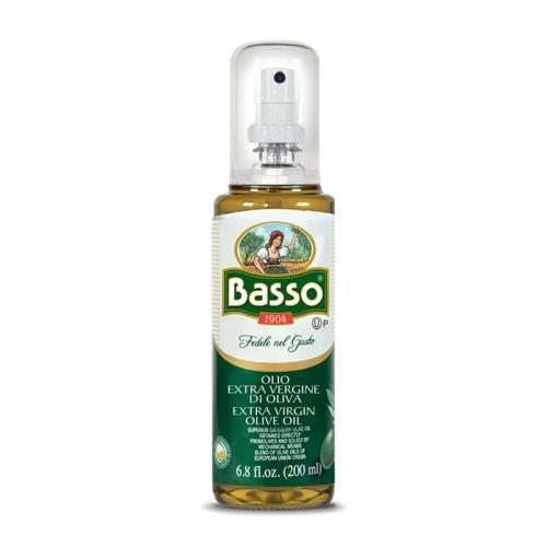 Oliwa z oliwek ekstra virgin spray 200ml*BASSO*