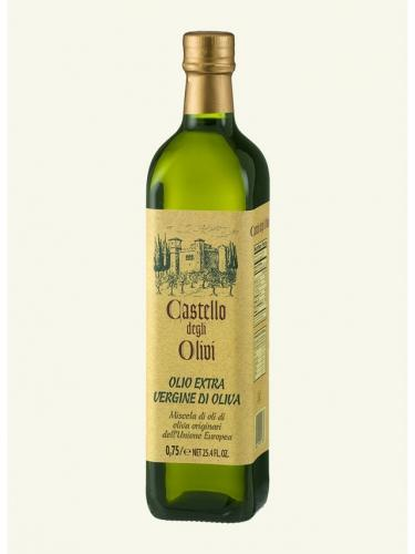 Oliwa extra vergine z oliwek 750ml*CASTELLO DEGLI OLIVI*