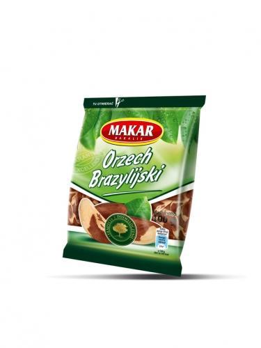 Orzechy brazylijskie 100g*MAKAR*