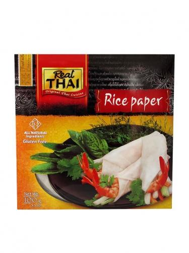 Papier ryżowy 100g*REAL THAI*