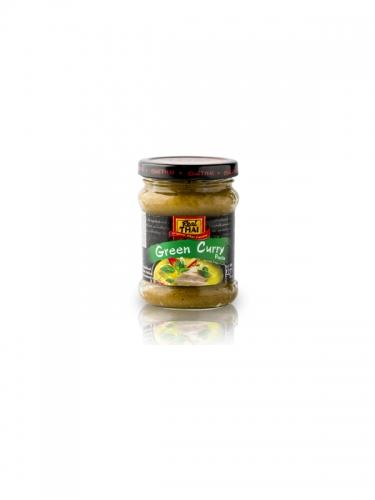 Pasta curry zielone 227g*REAL THAI*