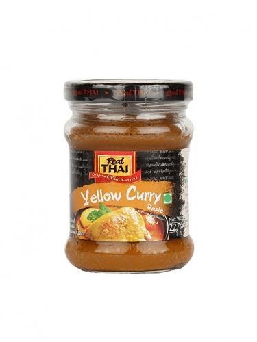 Pasta curry żółte 227g*REAL THAI*