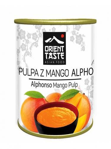 Pulpa z mango bez cukru puszka 850g*ORIENT TASTE*