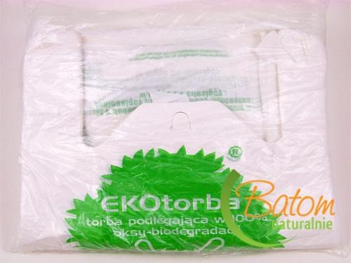 Reklamówka standard 25x45 200szt*EKOTORBA*