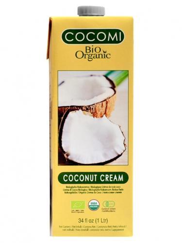 Śmietanka kokosowa 80% 1l*COCOMI*BIO