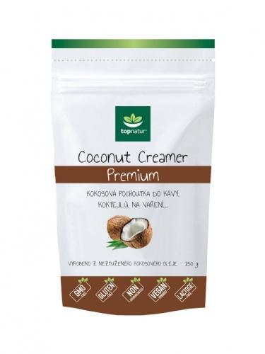 Śmietanka **Premium** kokosowa w proszku 150g*TOPNATUR*
