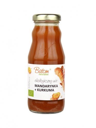Sok mandarynka / kurkuma 200ml*BATOM*BIO