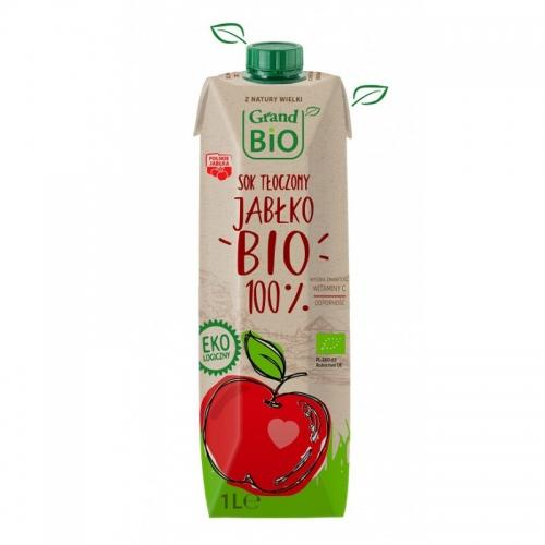 Sok jabłkowy 1l*GRAND BIO*BIO
