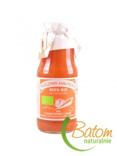 Sok marchwiowy z jabłkiem 300ml*MAURER*BIO